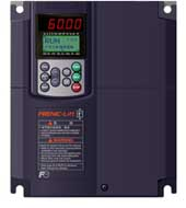 Fuji Electric frequency inverters FRENIC-Lift (FRN LM1) series for lift and hoisting applications