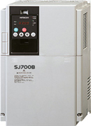 Hitachi frequency inverters SJ700B high performance series for pump applications