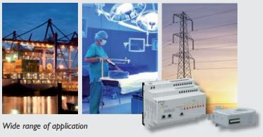 DOLD VARIMETER EDS insulation fault detection system for non-earthed systems.